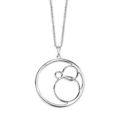 Large Circle Pendant Circle Design
